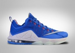 NIKE LEBRON XII LOW LIMITED 'RISE' HYPER COBALT