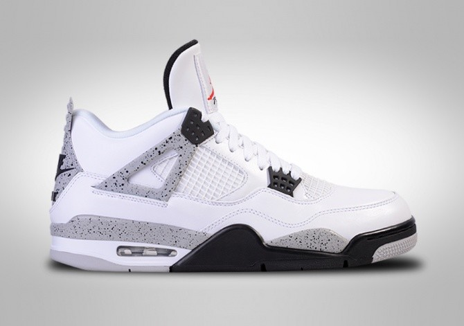 buy popular 442c1 0eee8 NIKE AIR JORDAN 4 RETRO OG  WHITE CEMENT