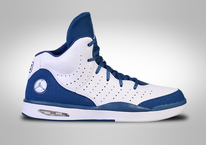 NIKE AIR JORDAN FLIGHT TRADITION 'TRUE BLUE'