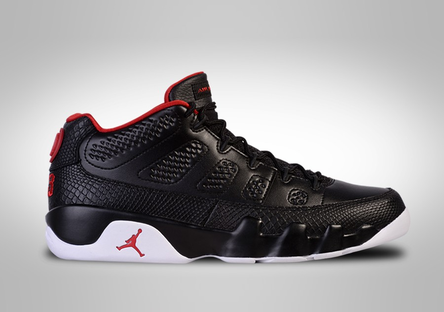 24c6889ad7f02b NIKE AIR JORDAN 9 RETRO LOW BRED price €162.50