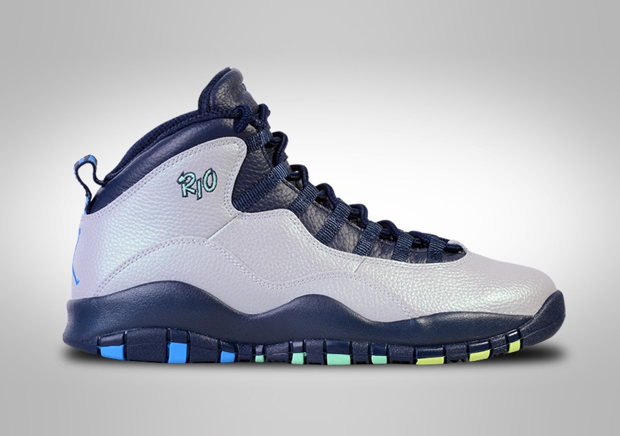 NIKE AIR JORDAN 10 RETRO RIO price €162.50  Basketzone.net
