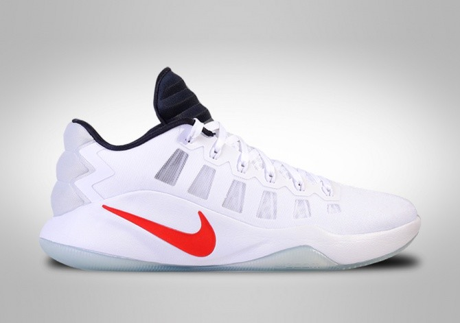 0ee2d27f42ea NIKE HYPERDUNK 2016 LOW USA BASKETBALL TEAM HOME price €92.50 ...