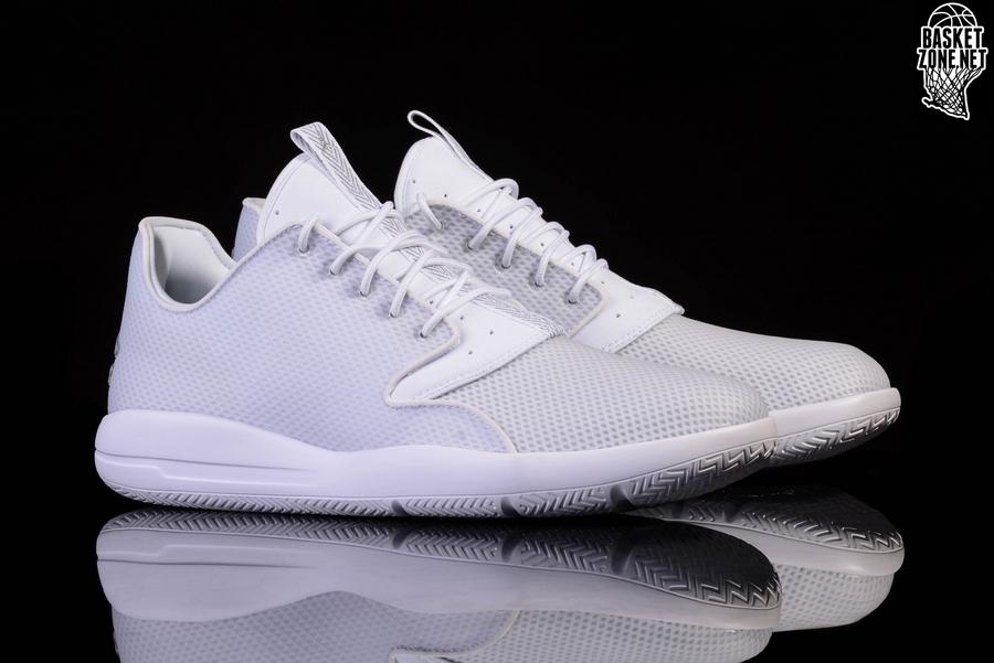 sports shoes 4b1ad 27b7e NIKE AIR JORDAN ECLIPSE WHITE METALLIC SILVER