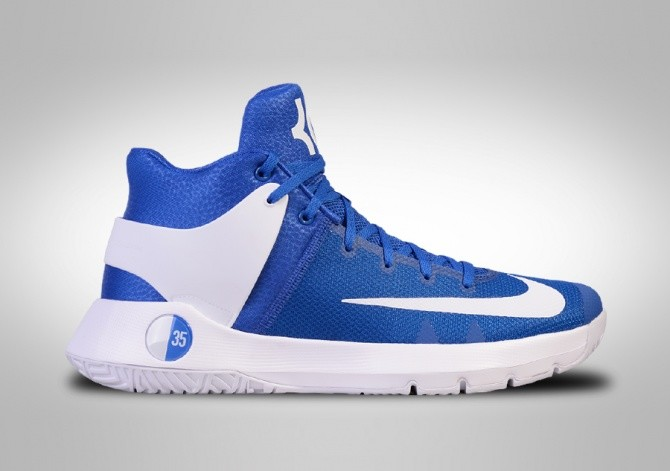 NIKE KD TREY 5 IV PHOTO BLUE