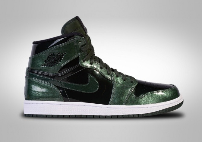 NIKE AIR JORDAN 1 RETRO HIGH GROVE GREEN
