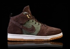 NIKE DUNK CMFT OLIVE ARMY ARMY OLIVE/BAROQUE BROWN-SAIL