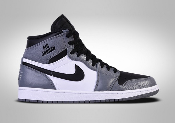 f08d94bb9a640 NIKE AIR JORDAN 1 RETRO HIGH RARE AIR COOL GREY pour €127