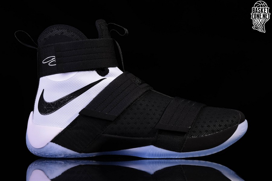 reputable site 7f57d 82d74 NIKE LEBRON SOLDIER 10 SFG CONTRAST. 844378-001