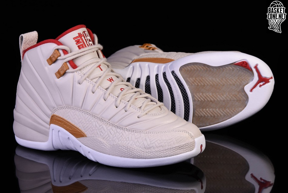 reputable site 41c91 aa66d NIKE AIR JORDAN 12 RETRO CNY CHINESE NEW YEAR EDITION GG ...