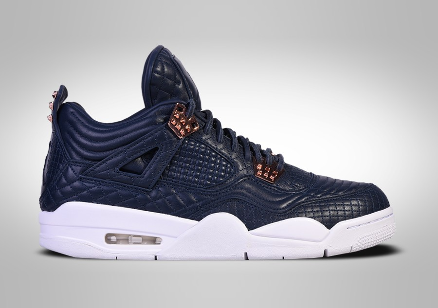 e919c14bb5b NIKE AIR JORDAN 4 RETRO PREMIUM OBSIDIAN price €322.50 | Basketzone.net