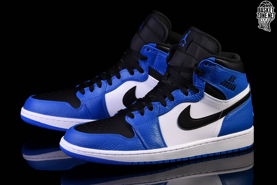 buy popular 895e7 15dc8 NIKE AIR JORDAN 1 RETRO HIGH RARE AIR SOAR BLUE
