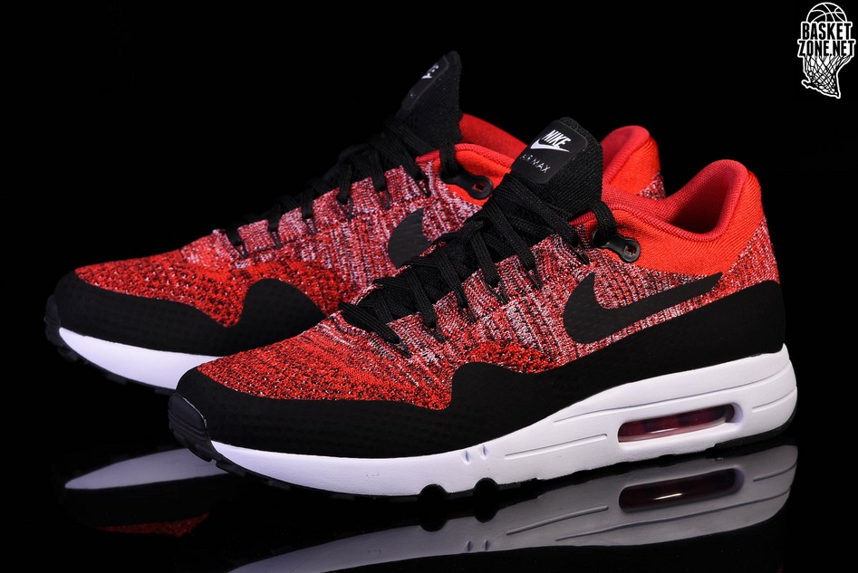 Nike Air Max 1 Ultra Flyknit 2.0 'University Red' | HYPEBEAST