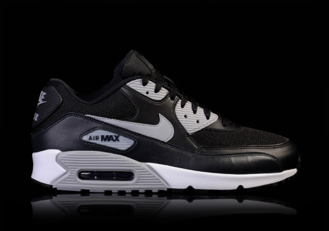 the best attitude 65ecc 60864 ... promo code for nike air max 90 essential wolf grey anthracite white  17f45 2c457