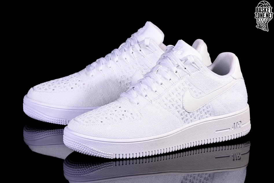 best nike air force 1 flyknit white low da517 9aabe