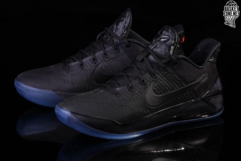Nike Kobe A D 12 Triple Black Price 127 50 Basketzone Net