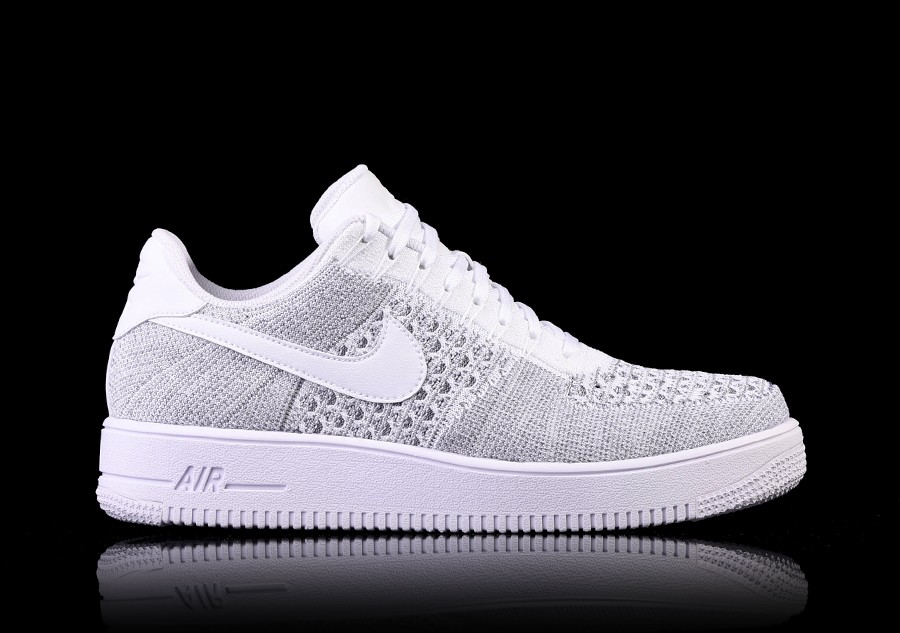 purchase cheap 6b9be 9af9c NIKE AIR FORCE 1 ULTRA FLYKNIT LOW COOL GREY