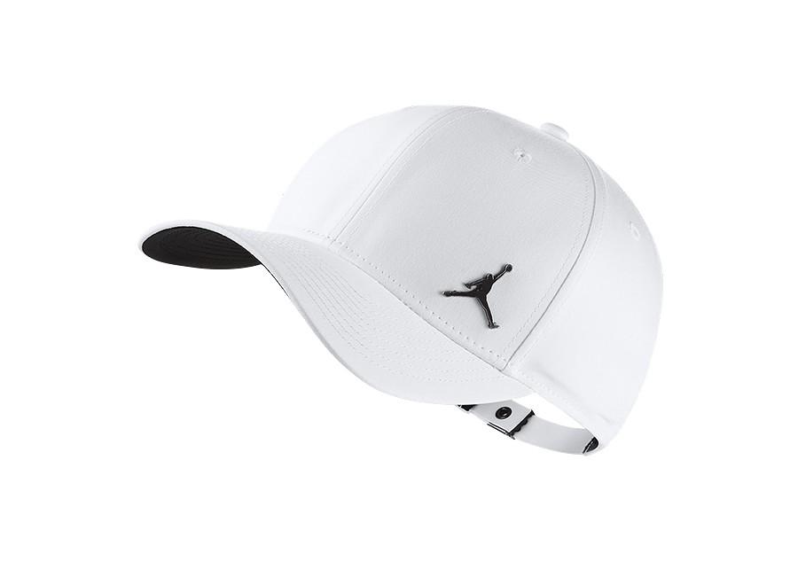 a6ec45ba437 NIKE AIR JORDAN CLASSIC99 METAL JUMPMAN HAT WHITE price €27.50 ...