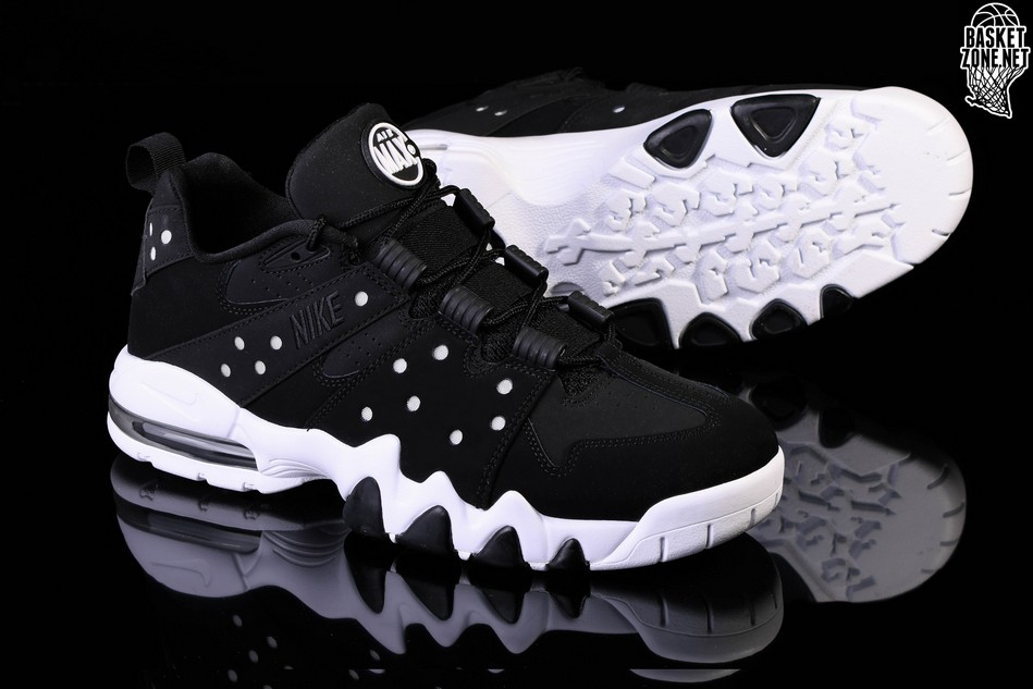 0d841bc3552d nike air max2 cb 94 low black white 917752 001