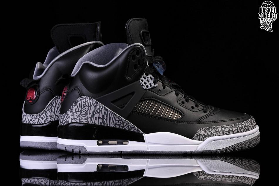 aliexpress wyglądają dobrze wyprzedaż buty niepokonany x NIKE AIR JORDAN SPIZIKE BLACK CEMENT BG price 682.50 ...