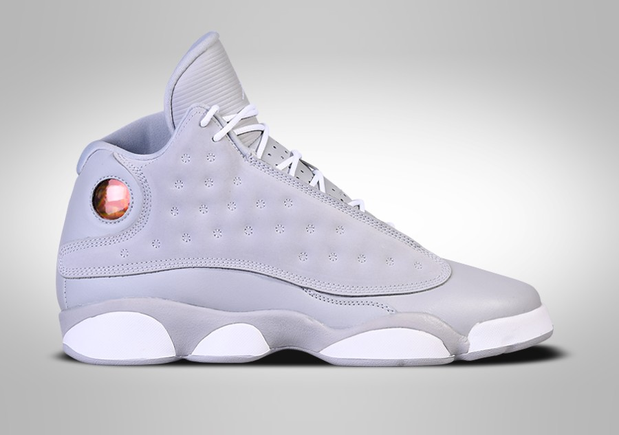 wholesale dealer baca2 50dac NIKE AIR JORDAN 13 RETRO WOLF GREY GG