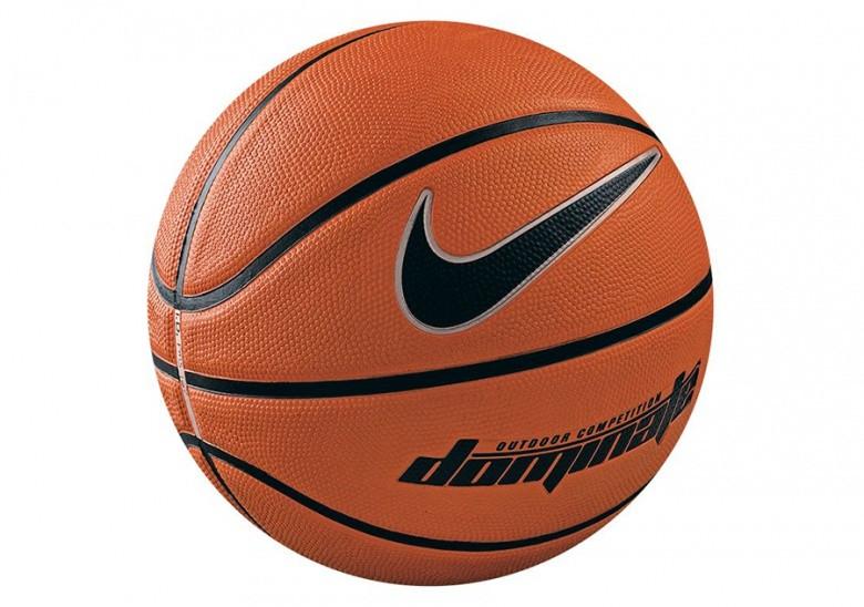 NIKE DOMINATE BASKETBALL (SIZE 5) ORANGE