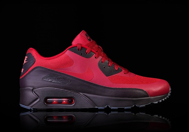 03c3bc64bdc NIKE AIR MAX 90 ULTRA 2.0 ESSENTIAL NOBLE RED voor €127