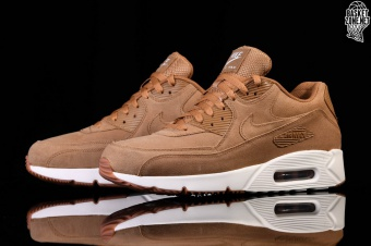 new products 5ca73 88c56 NIKE AIR MAX 90 ULTRA 2.0 LEATHER FLAX