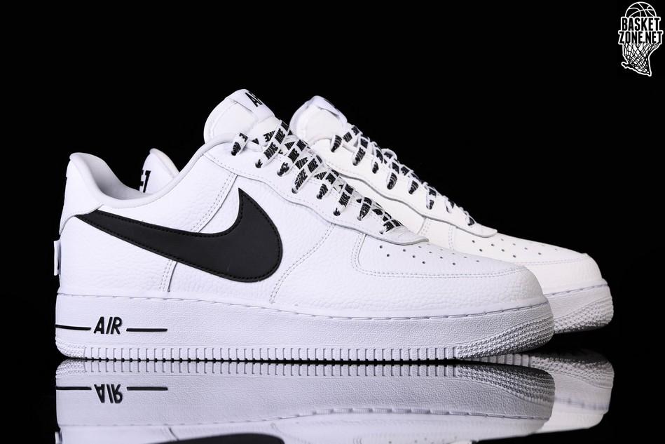 Nike 1 Lv8 Pack White '07 Force Nba Air Black nP8O0kw