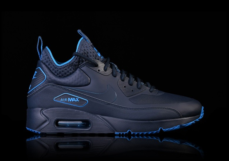 official photos ee45d 1e43b ... sale nike air max 90 ultra mid winter se obsidian 68a3e d8d14