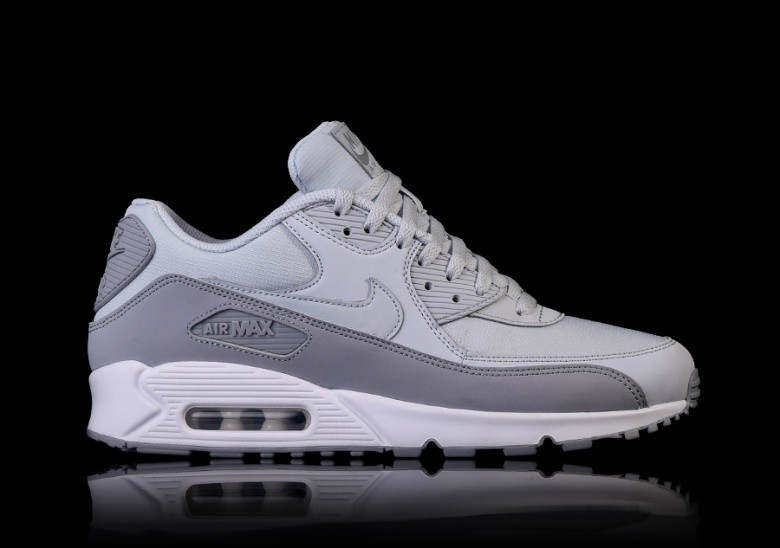 Nike Air Max 90 Mesh Wolf Grey | SneakerFiles