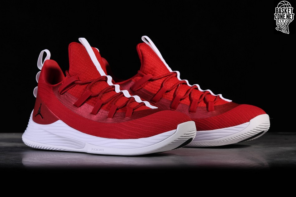 lowest price 4f4a2 be2c1 NIKE AIR JORDAN ULTRA.FLY 2 LOW GYM RED JIMMY BUTLER