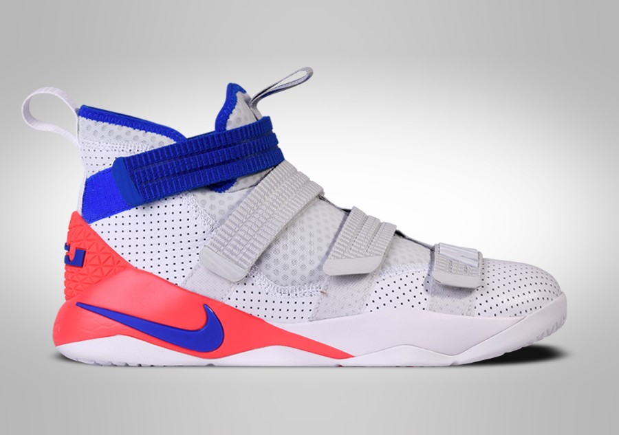 outlet store 0584f d9a59 ... cheapest nike lebron soldier 11 sfg ultramarine por 11250 basketzone  761df 238ef