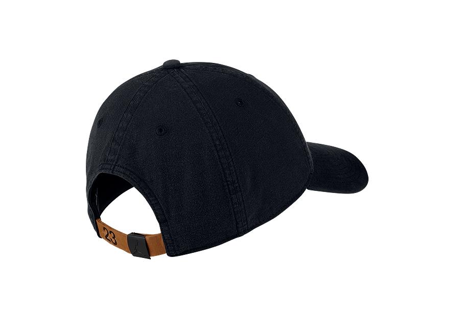 695fe2bb ... australia nike air jordan heritage h86 jumpman washed hat black f663b  35a41