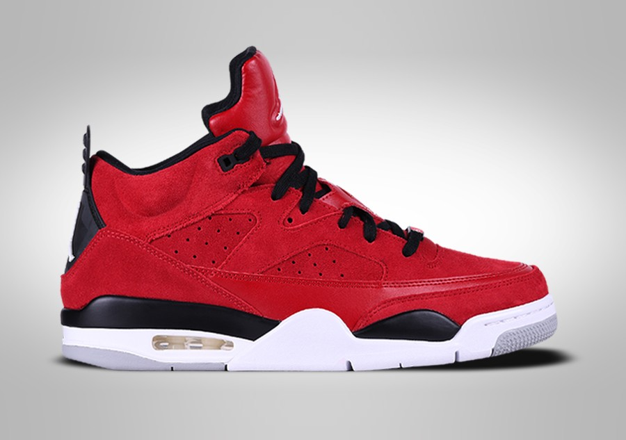 buy online 16ea1 d4038 NIKE AIR JORDAN SON OF LOW TORO BRAVO RED price €149.00   Basketzone.net