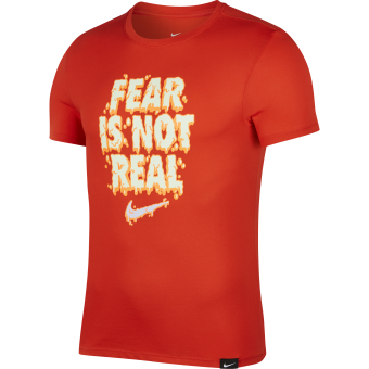 NIKE KYRIE IRVING FEAR IS NOT REAL DRY TEE