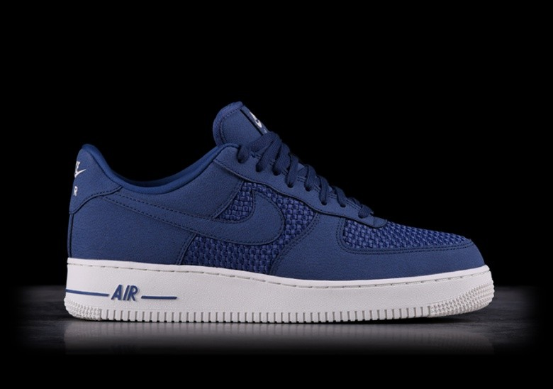 newest 61d83 0d8ce NIKE AIR FORCE 1 LO BLUE RECALL