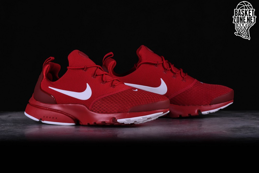 nike air presto fly rouge