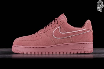 info for 5a2de 1e79a NIKE AIR FORCE 1 '07 LV8 SUEDE RED STARDUST pour €89,00 | Basketzone.net