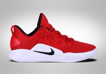 NIKE HYPERDUNK X LOW TB ROCKETS RED
