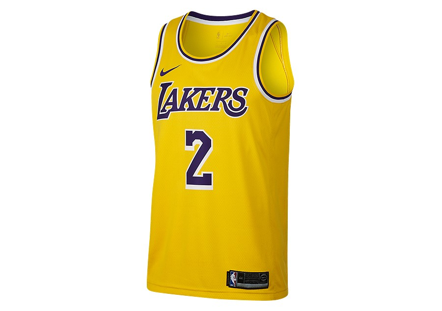 ... sweden nike nba los angeles lakers lonzo ball swingman road jersey  amarillo price 77.50 basketzone 3d382 80d305bfc