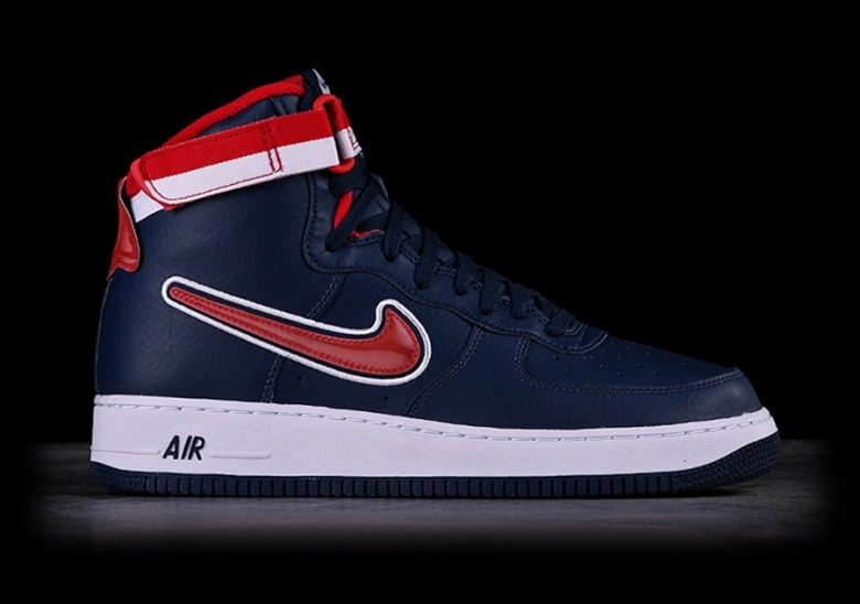 quality design 9916f a93ea NIKE AIR FORCE 1 HIGH '07 LV8 NBA SPORT PACK DREAM TEAM per €105,00 ...