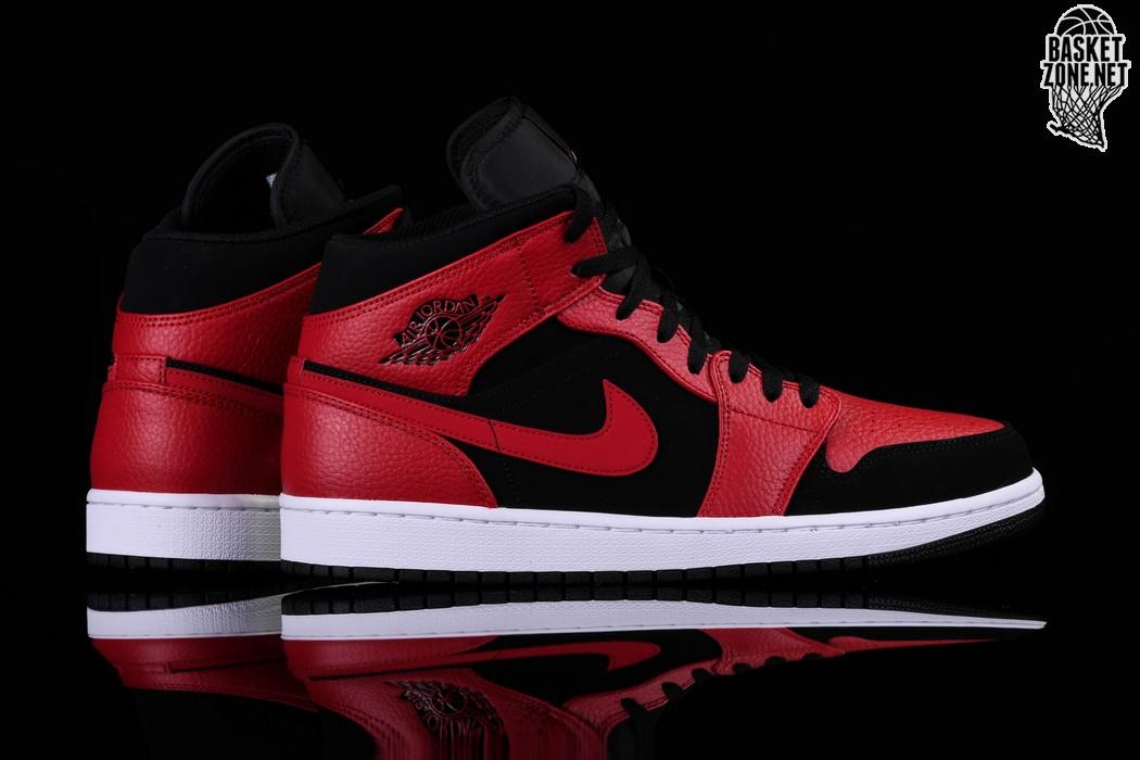 separation shoes bba21 adc1c NIKE AIR JORDAN 1 RETRO MID BRED