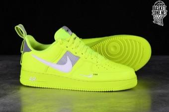 sports shoes abd49 de891 NIKE AIR FORCE 1  07 LV8 UTILITY VOLT
