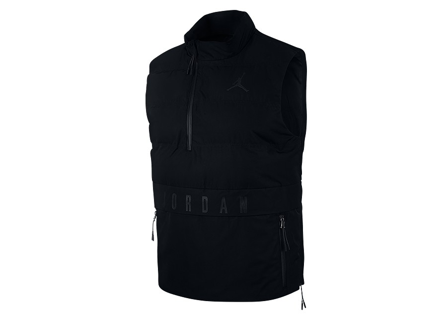 c704e948cbb764 NIKE AIR JORDAN 23 TECH VEST BLACK price €122.50