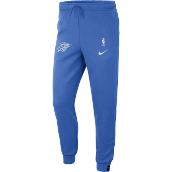 NIKE NBA OKLAHOMA CITY THUNDER COURTSIDE PANTS