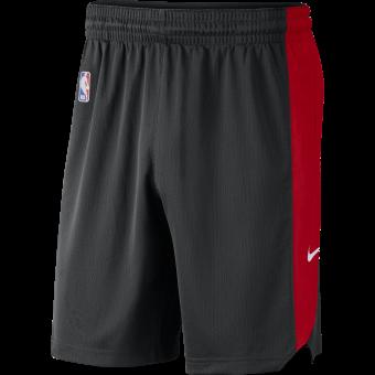 NIKE NBA TORONTO RAPTORS PRACTICE SHORTS