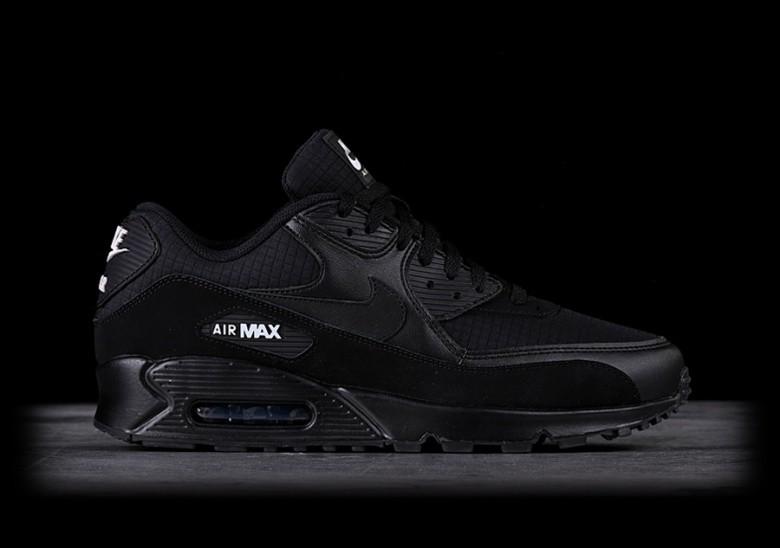 separation shoes f42ea 0cf4b NIKE AIR MAX 90 ESSENTIAL BLACK pour €137,50 | Basketzone.net