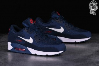 new arrival 3f268 4be07 NIKE AIR MAX 90 ESSENTIAL MIDNIGHT NAVY