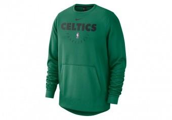 NIKE NBA BOSTON CELTICS SPOTLIGHT CREW CLOVER