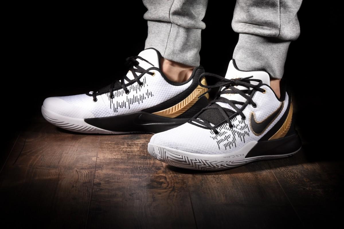 Nike Kyrie Flytrap II Metallic Gold | BASKET DEVOTION | Tu